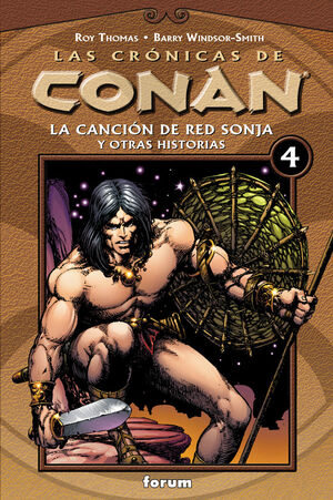 LAS CRÓNICAS DE CONAN Nº 04/34