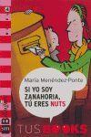 SI YO SOY ZANAHORIA, YOU ARE NUTS