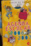 AGENDA ESCOLAR 06/07 EL BARCO DE VAPOR