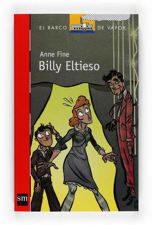 BILLY ELTIESO