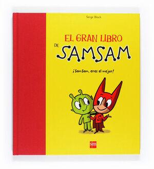 EL GRAN LIBRO DE SAMSAM