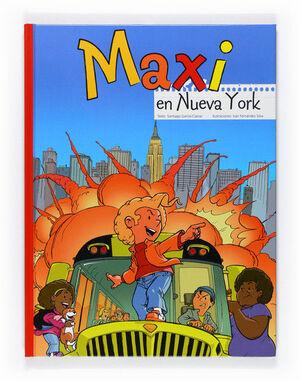 MAXI EN NUEVA YORK