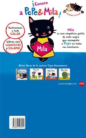 BUENAS NOCHES PEPE Y MILA (PACK DE MILA)
