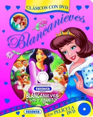 BLANCANIEVES CON DVD