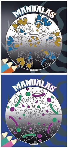 MANDALAS (2 TÍTULOS)