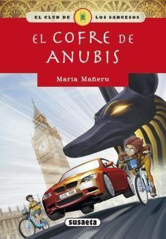 EL COFRE DE ANUBIS
