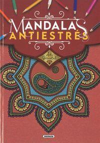 ARTE ORIENTAL. MANDALAS ANTIESTRES