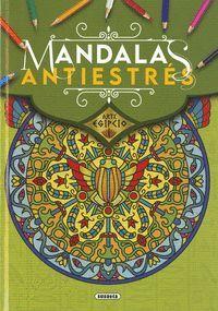 ARTE EGIPCIO. MANDALAS ANTIESTRES