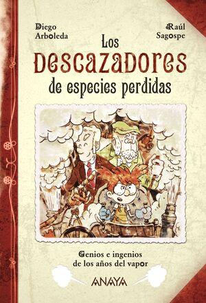LOS DESCAZADORES DE ESPECIES PERDIDAS
