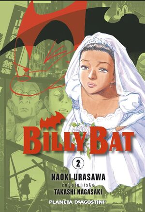 BILLY BAT Nº 02/20