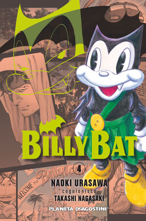BILLY BAT Nº 04/20