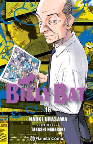 BILLY BAT Nº 16/20