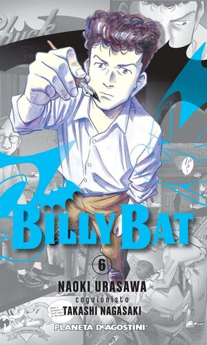 BILLY BAT Nº 06/20