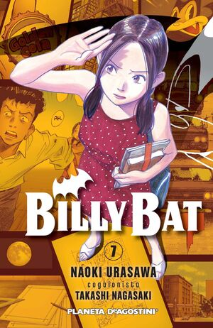BILLY BAT Nº 07/20