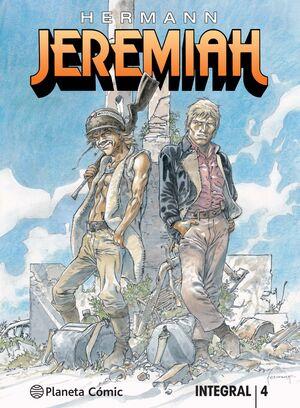 JEREMIAH (INTEGRAL) Nº 04 NUEVA EDICIÓN