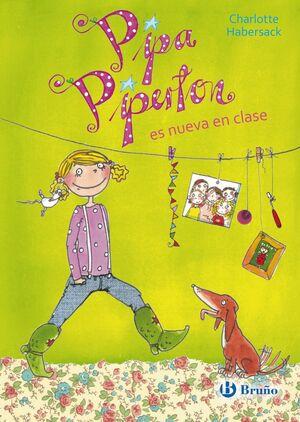 PIPA PIPERTON ES NUEVA EN CLASE