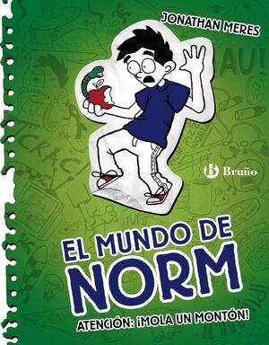 EL MUNDO DE NORM, 4. ATENCIÓN: MOLA UN MONTÓN