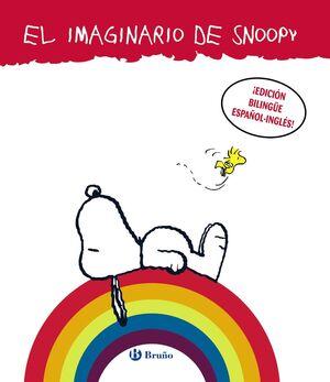 EL IMAGINARIO DE SNOOPY. EDICIÓN BILINGÜE ESPAÑOL-INGLÉS
