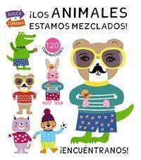 LOS ANIMALES MEZCLADOS