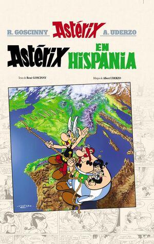 ASTÉRIX EN HISPANIA. EDICIÓN DE LUJO