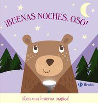 IBUENAS NOCHES, OSO!