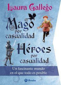MAGO POR CASUALIDAD. HEROES POR CASUALIDAD