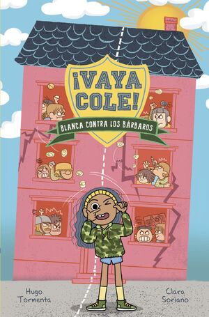 VAYA COLE. BLANCA CONTRA LOS BÁRBAROS (LIBRO 2)