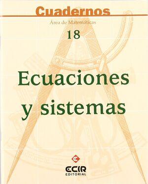 C18:ECUACIONES Y SISTEMAS