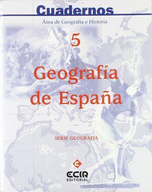 C5:GEOGRAFÍA DE ESPAÑA