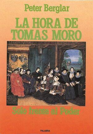 LA HORA DE TOMÁS MORO