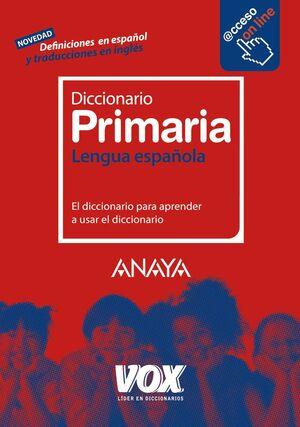 **FP***DICCIONARIO DE PRIMARIA