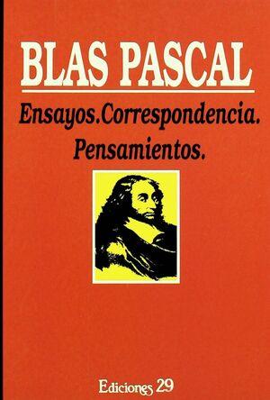 ENSAYOS, CORRESPONDENCIA Y PENSAMIENTOS
