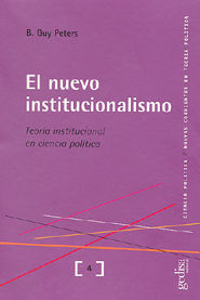 EL NUEVO INSTITUCIONALISMO