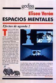 ESPACIOS MENTALES. EFECTOS DE AGENDA 2