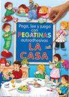PEGA, LEE Y JUEGA CON PEGATINAS AUTOADHSEIVAS - SURTIDO -