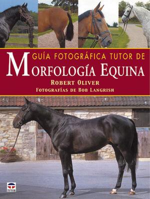 GUÍA FOTOGRÁFICA TUTOR DE MORFOLOGÍA EQUINA