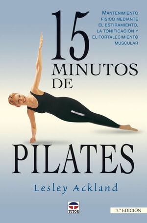 15 MINUTOS DE PILATES