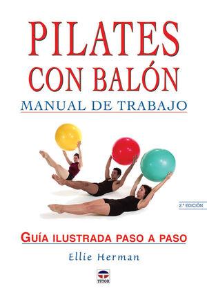 MANUAL DE TRABAJO DE PILATES CON BALÓN