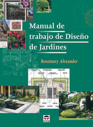 MANUAL DE TRABAJO DE DISEÑO DE JARDINES