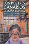 LOS POSTRES CANARIOS DE DOÑA TOMASA