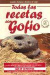 TODAS LAS RECETAS CON GOFIO