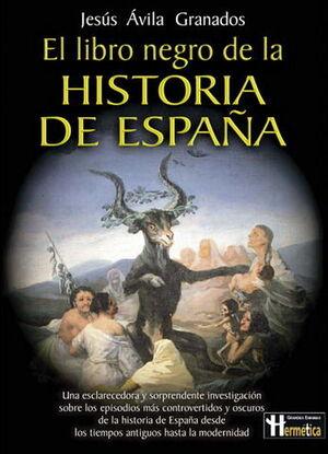 LIBRO NEGRO DE LA HISTORIA DE ESPAÑA, EL