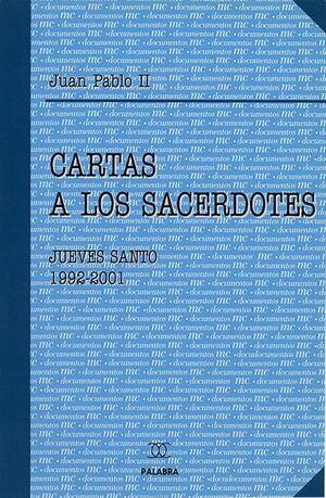 CARTAS A LOS SACERDOTES