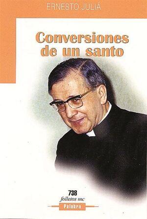 CONVERSIONES DE UN SANTO