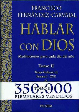 HABLAR CON DIOS. TOMO II