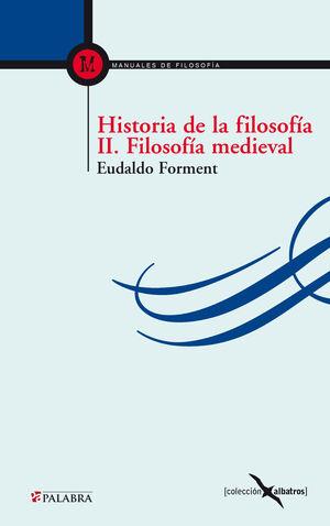 HISTORIA DE LA FILOSOFÍA II