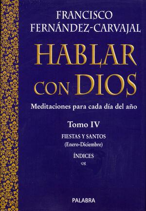 HABLAR CON DIOS. TOMO IV