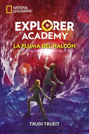 EXPLORER ACADEMY 2. LA PLUMA DEL HALCÓN