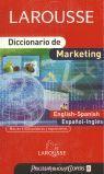 DICCIONARIO DE MARKETING ENGLISH-SPANISH / ESPAÑOL- INGLÉS