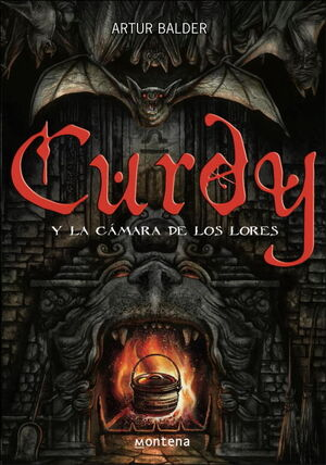 CURDY Y LA CÁMARA DE LOS LORES (CURDY 1)